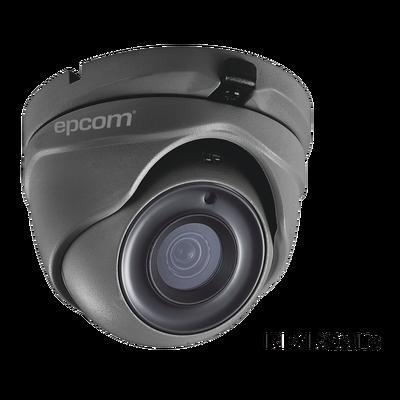 Eyeball TURBOHD 3 Megapixel / Gran Apertura 84° / Lente 2.8 mm / Exterior IP66 / 20 mts IR EXIR